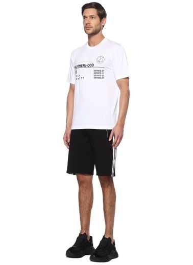 Barrett Tişört Beyaz